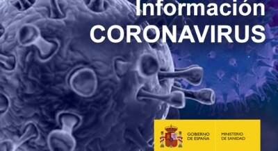 Información sobre la medidas legales para la protección frente al Coronavirus (COVID19)
